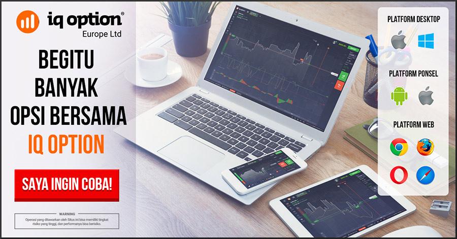 belajar trading forex valas saham dan option